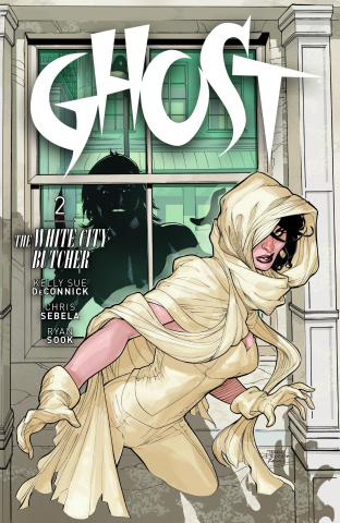The Ghost Vol. 2: The White City Butcher