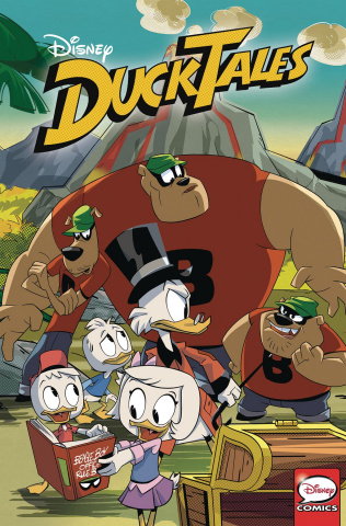 DuckTales Vol. 3: Quests and Quacks
