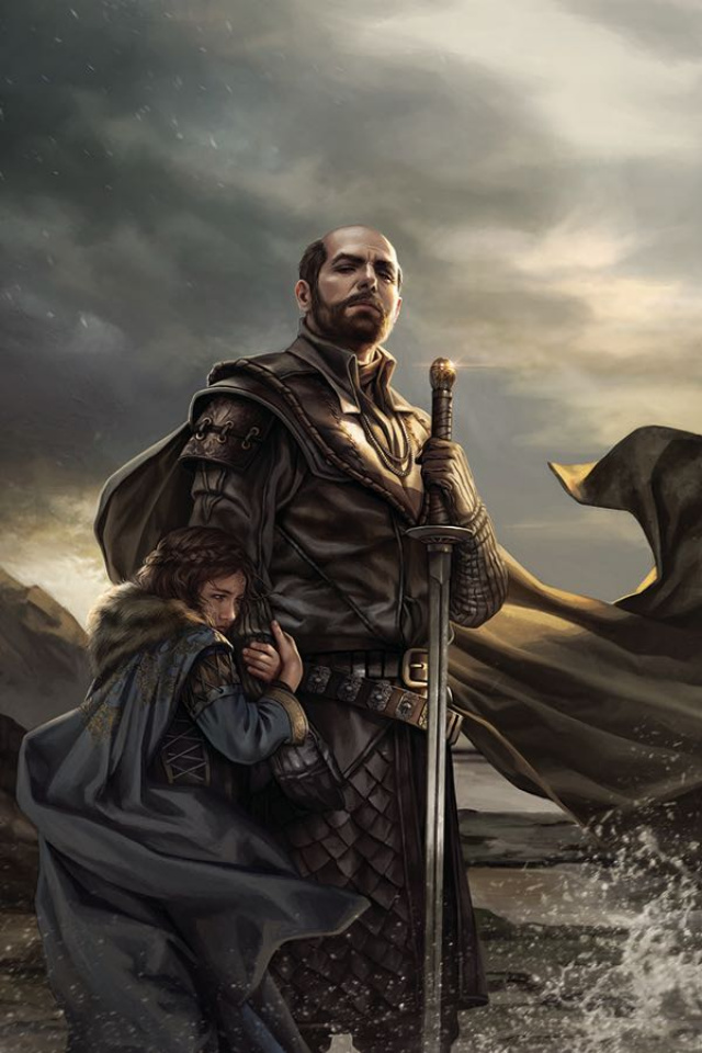 A Game of Thrones: A Clash of Kings #1 (25 Copy Cover)
