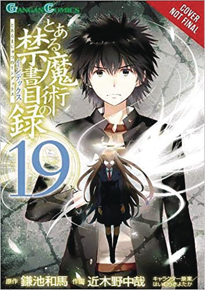 A Certain Magical Index Vol. 19
