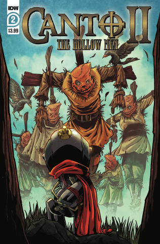 Canto II: The Hollow Men #2