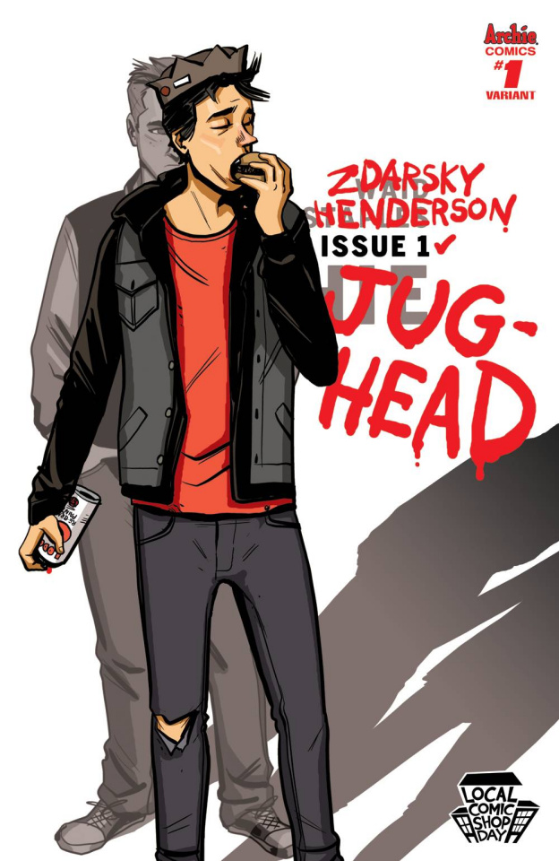 Jughead #1 (Local Comic Shop Day 2015)