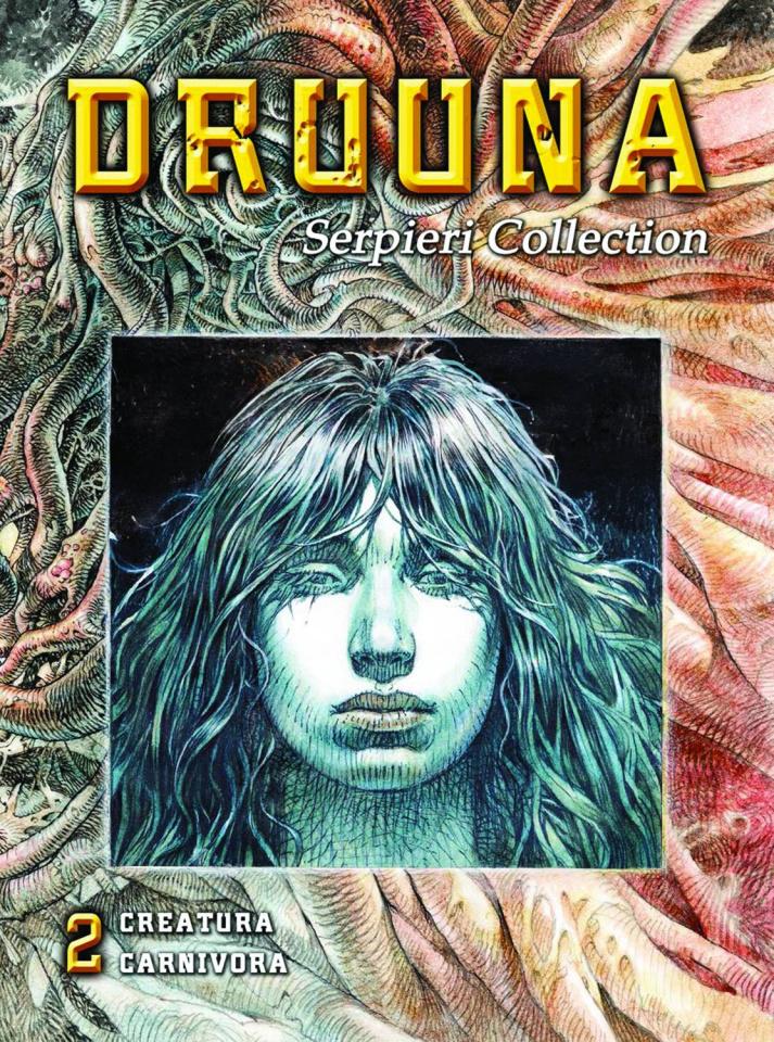 Drunna: Serpieri Collection Vol. 2