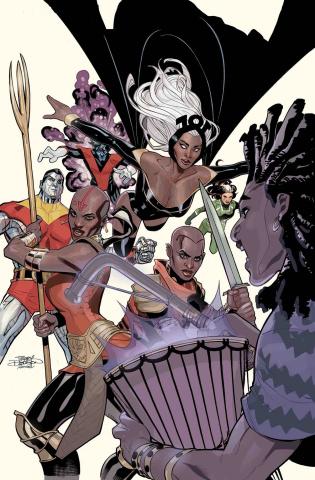 Wakanda Forever: X-Men #1