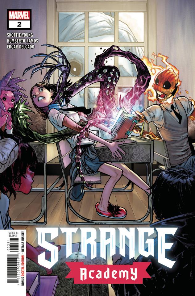 Strange Academy #2