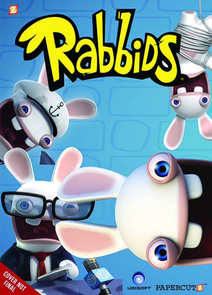 Rabbids Vol. 2: Invasion