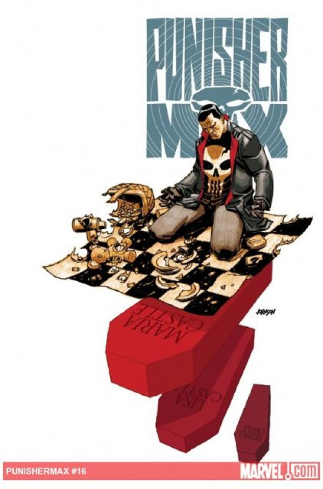 The Punisher MAX #16