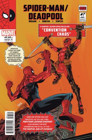 Spider-Man / Deadpool #7