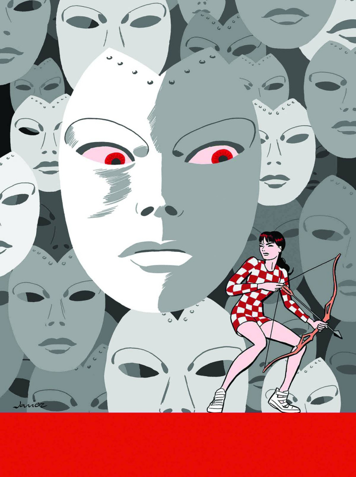 Hawkeye Annual #1