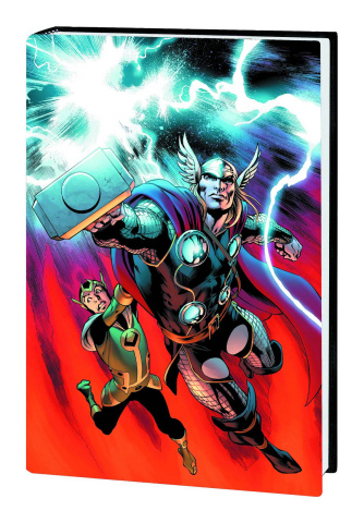 The Mighty Thor & Journey Into Mystery: Everything Burns