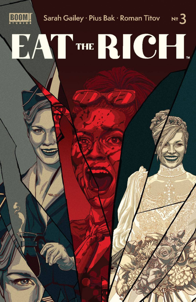 Eat the Rich #3 (Tong Cover)