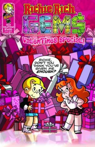 Richie Rich Valentines Special 2012