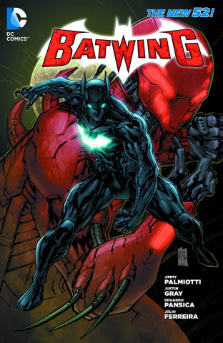 Batwing Vol. 4: Welcome to the Family