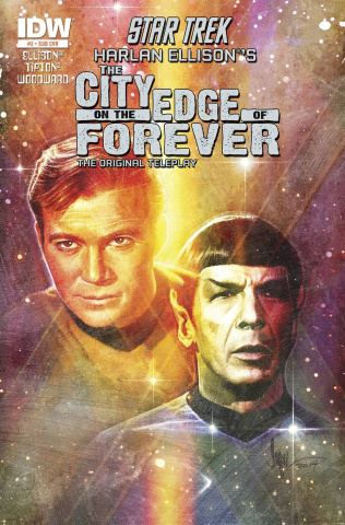 Star Trek: The City on the Edge of Forever #2 (Subscription Cover)