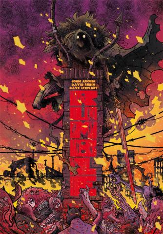 Rumble #1 (Rubin & Stewart Cover)