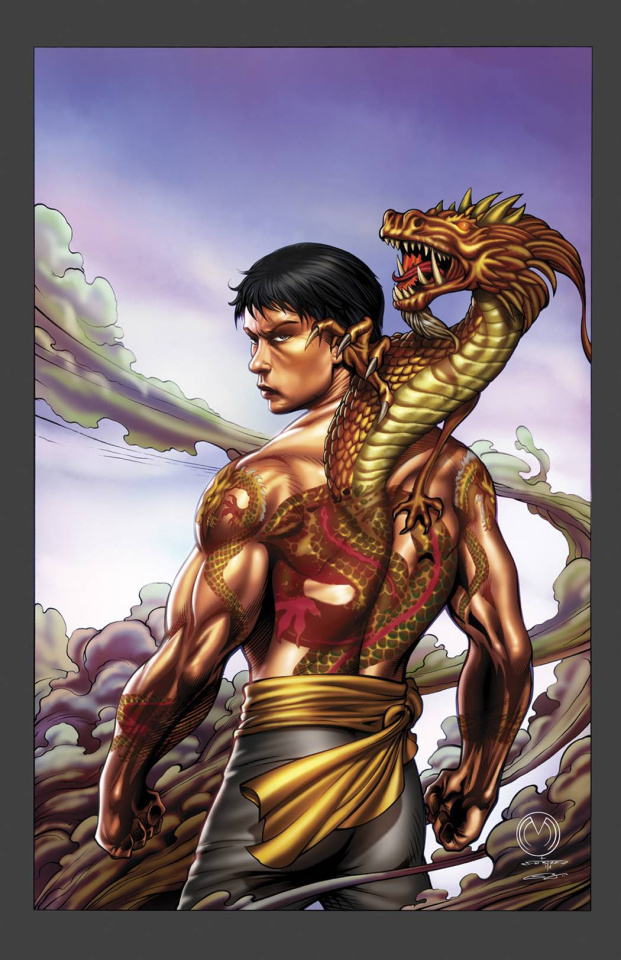 Grimm Fairy Tales: Masumi #2 (Mychaels Cover)