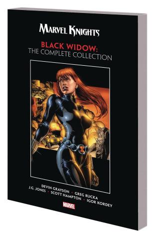 Black Widow by Grayson & Rucka