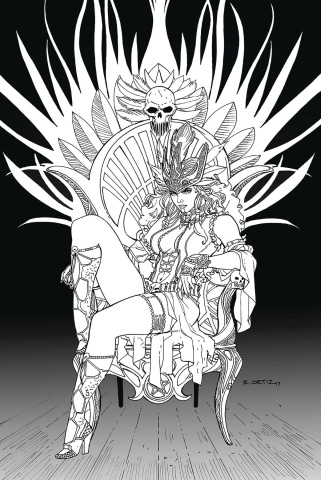 Grimm Fairy Tales: Tarot #2 (Ortiz Cover)