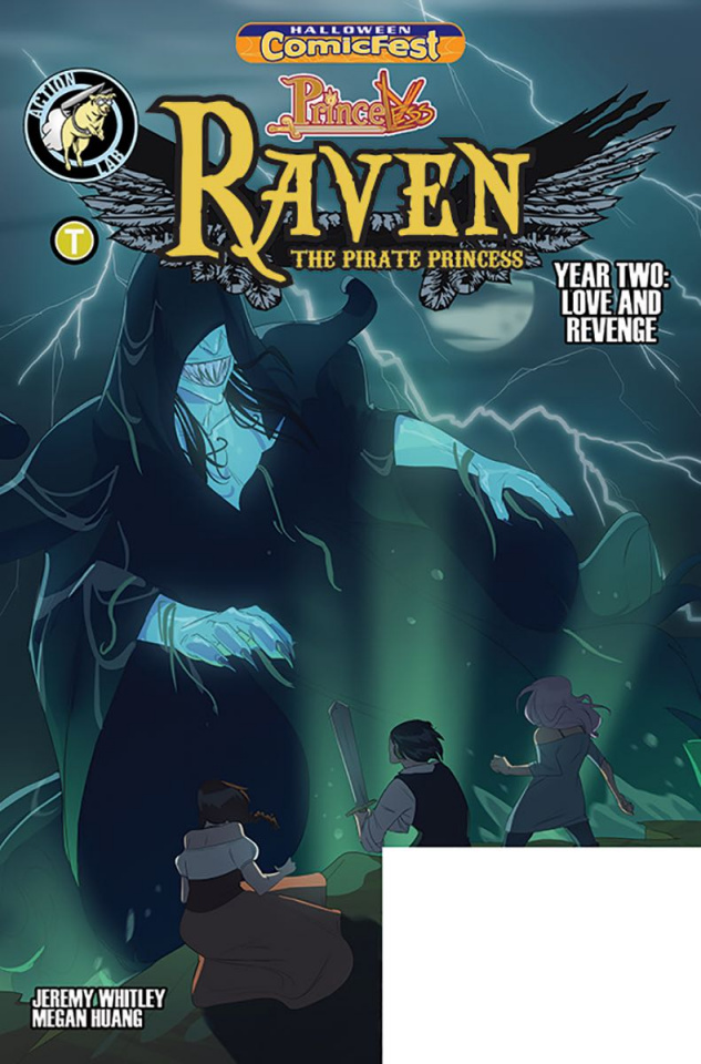 Princeless: Raven, The Pirate Princess (Halloween ComicFest 2018)