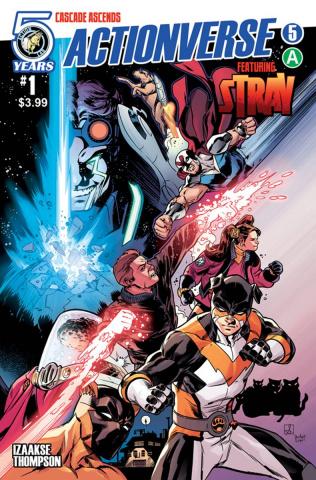 Actionverse #5 (Stray Izaaakse & Lopes Cover)