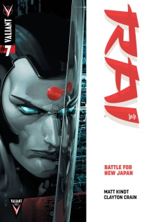 Rai #7 (Crain Cover)