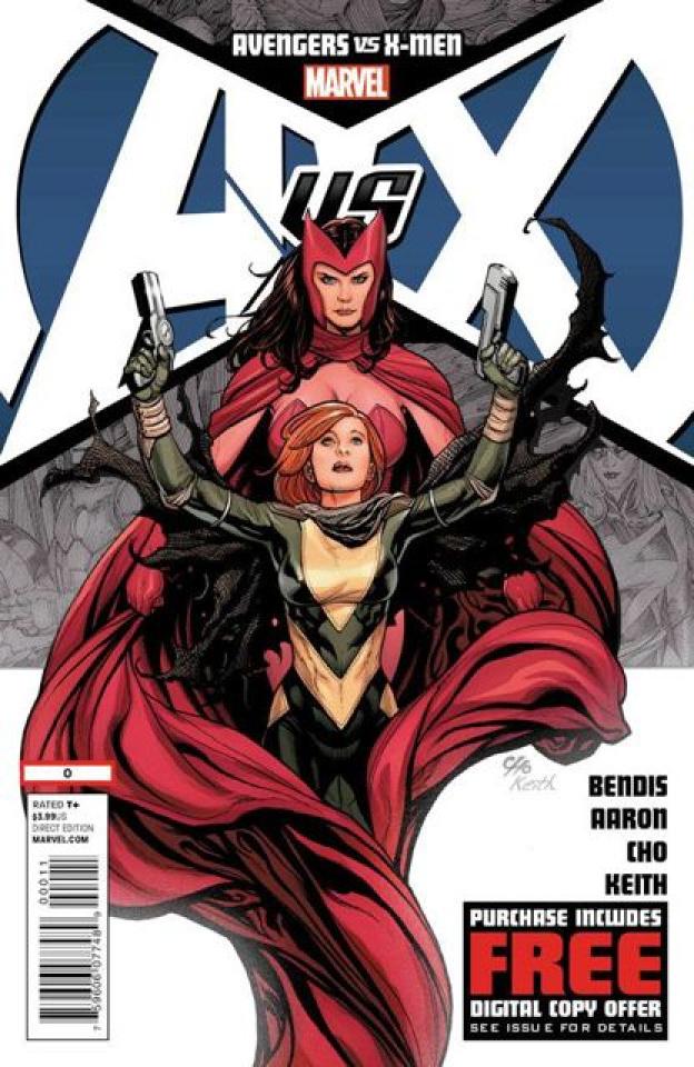 Avengers vs. X-Men #0