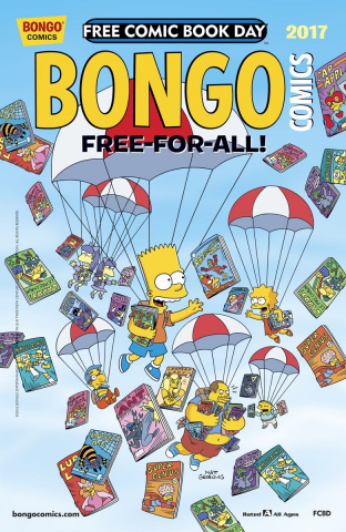Bongo Comics Free-For-All!