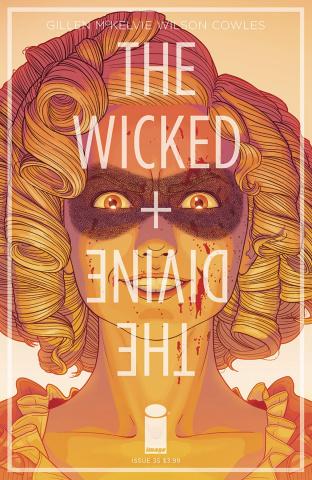 The Wicked + The Divine #35 (McKelvie & Wilson Cover)