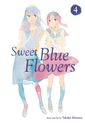 Sweet Blue Flowers Vol. 4