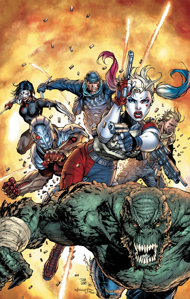Suicide Squad Vol. 8: Constriction
