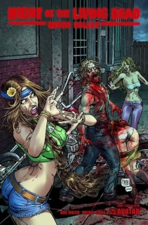 Night of the Living Dead: Death Valley #1 (Gore Cover)