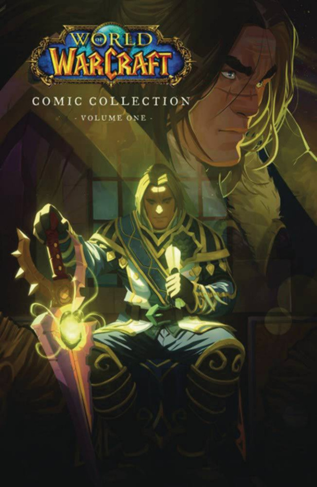 World of Warcraft Comic Collection Vol. 1