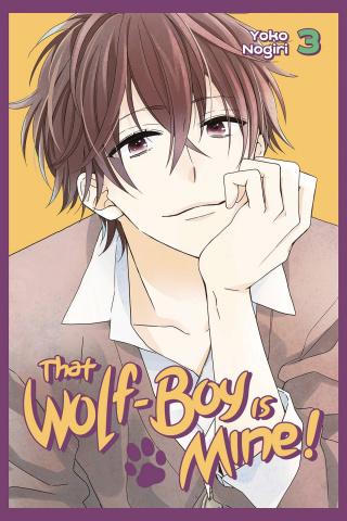 That Wolf-Boy Is Mine Vols. 3-4 (Omnibus)