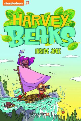 Harvey Beaks Vol. 1: Inside Joke
