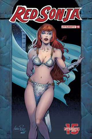 Red Sonja #11 (10 Copy Pepoy Seduction Cover)