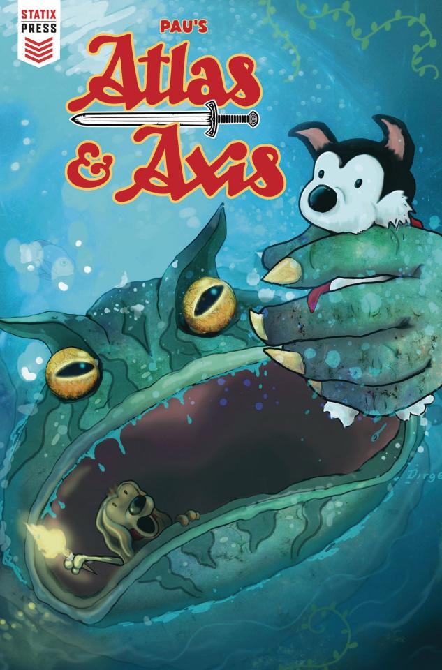 Atlas & Axis #1 (Dirge Cover)