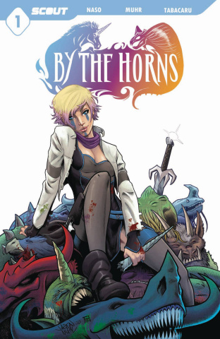 By the Horns #1 (Muhr Cover)