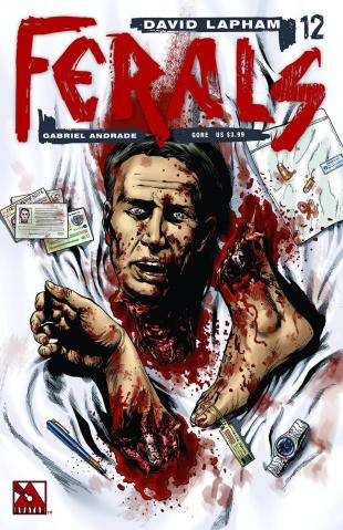 Ferals #12 (Gore Cover)