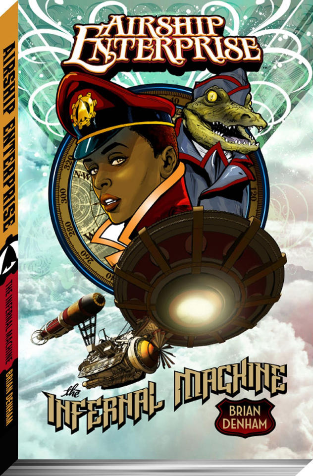 Airship Enterprise Vol. 1: Infernal Machine
