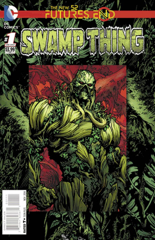 Swamp Thing: Future's End #1