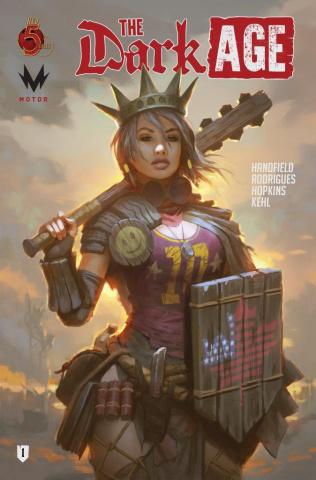 The Dark Age #1 (Free 10 Copy Incentive Cover)