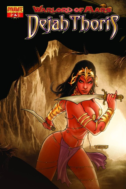 Warlord of Mars: Dejah Thoris #23