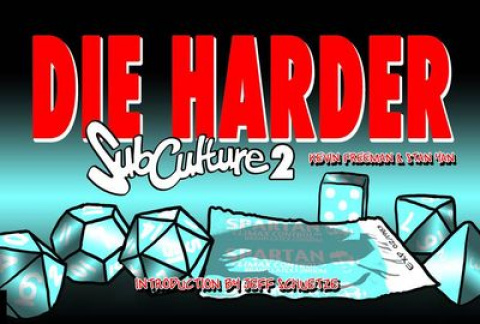 Subculture Webstrips Vol. 2: Die Harder