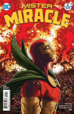 Mister Miracle #2 (2nd Printing)