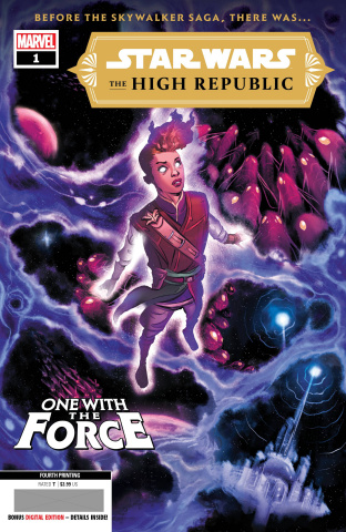 Star Wars: The High Republic #1 (Anindito 4th Printing)