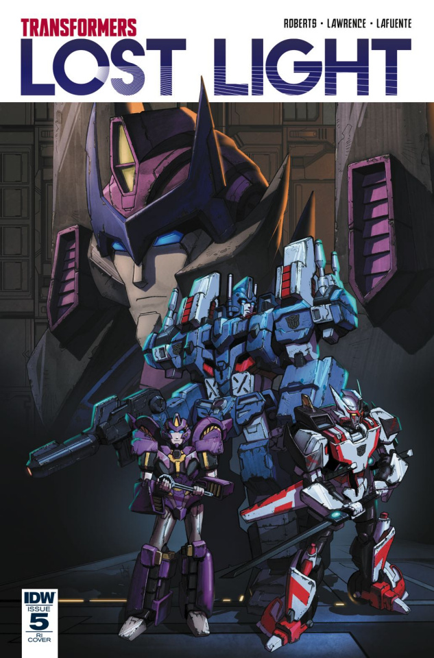 The Transformers: Lost Light #5 (10 Copy Cover)