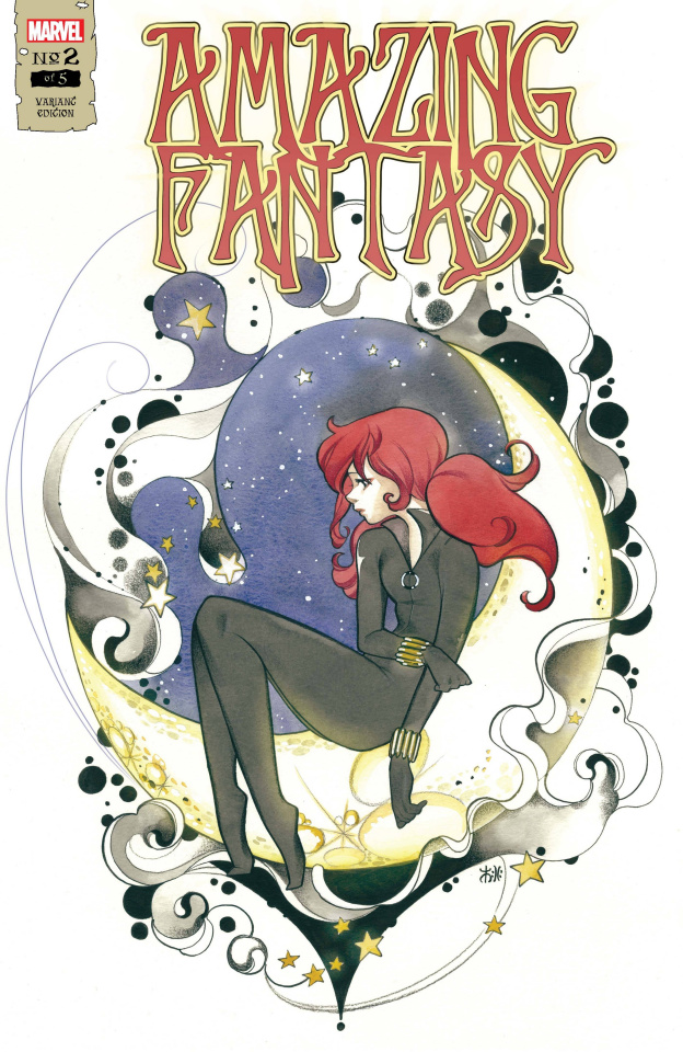 Amazing Fantasy #2 (Momoko Cover)