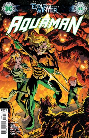 Aquaman #66 (Mike McKone Cover)