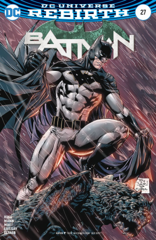 Batman #27 (Variant Cover)