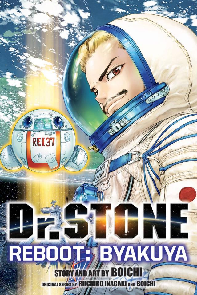 Dr. Stone - Reboot: Byakuya